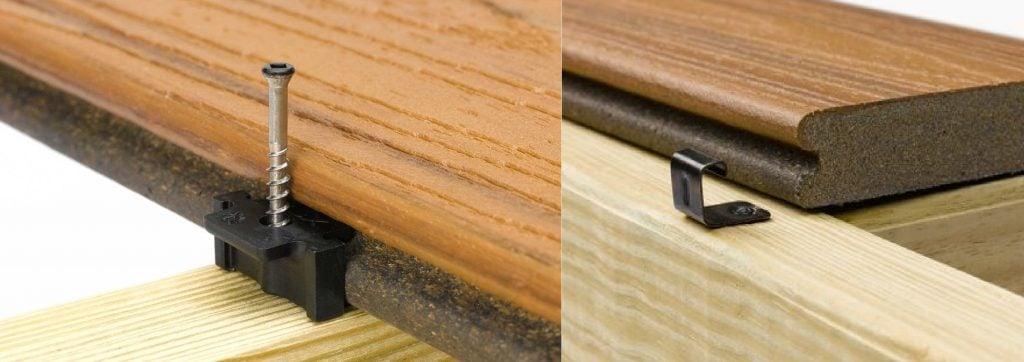 נתונים טכניים לדק סינטטי מחורץ - TREX דקים סינטטיים, חיפוי קירות חוץ דמוי עץ, התקנת דקים סינטטיים ומעקות חוץ דמוי עץ