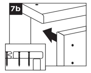 הוראות התקנה לדק סינטטי של חברת TREX - דקים סינטטיים, מעקות חוץ וחיפוי קירות חוץ