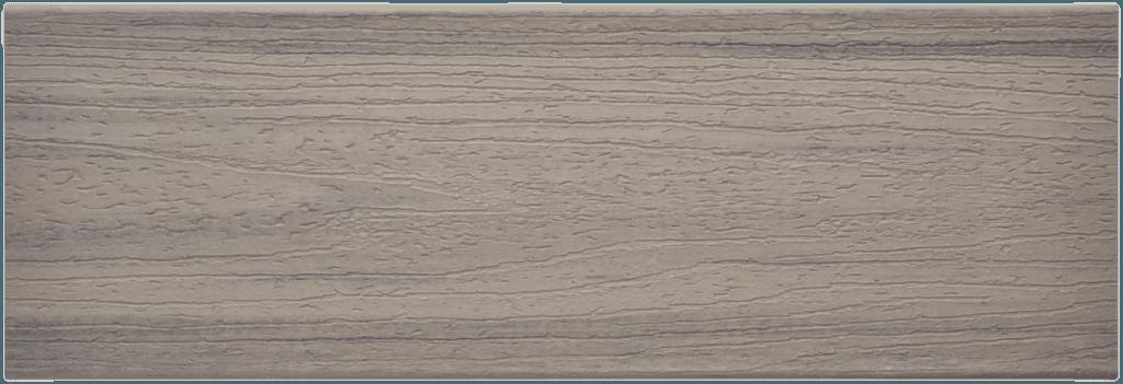 דוגמה ללוח דק סינטטי קרוליינה (Rocky Harbor) - טרקס דקים סינתטיים חיפוי קירות חוץ סינטטיים דמוי עץ, התקנת דק סינטטי ומעקות חוץ סינטטיים דמוי עץ