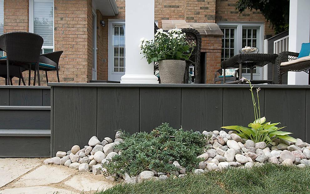 חיפוי קירות חוץ דמוי עץ - TREX מומחים בייצור והתקנה של דקים סינטטיים, מעקות חוץ וחיפוי קירות חוץ סינטטיים, אחריות ל25 שנים, ללא צורך בתחזוקה ועמידים בכל תנאי מזג האוויר