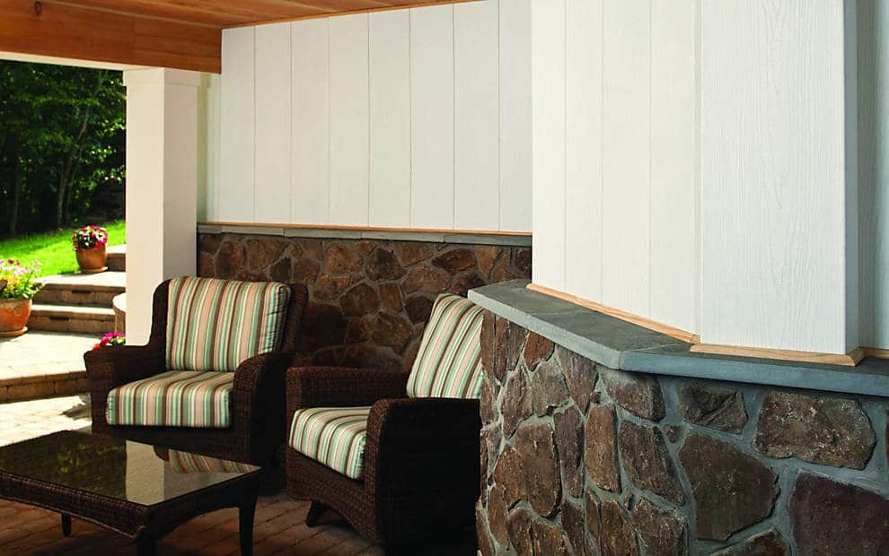 חיפוי קירות חוץ דמוי עץ - TREX דקים סינטטיים, חיפוי קירות חוץ דמוי עץ, התקנת דקים, מעקות חוץ דמוי עץ